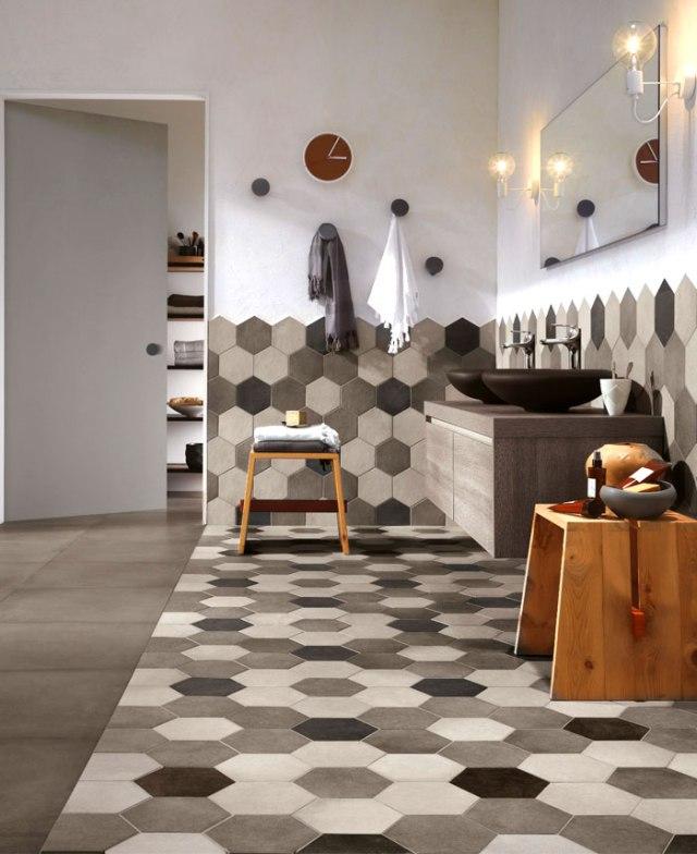 2019 yılı banyo trendleri - Banyo tasarım Renkleri ve Banyo Ürünleri - Malzemeleri