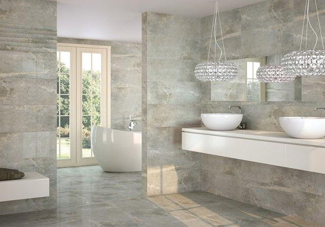 banyo yer ve duvar karosu