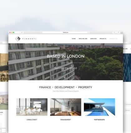 Finnerti Website