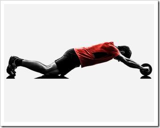 腹筋ローラーの5段階の使い方|回数や頻度・腰を傷めないフォームについて