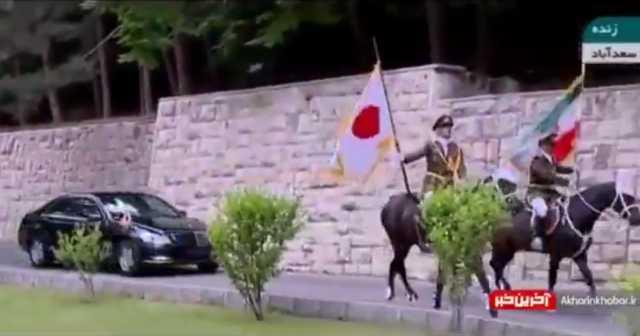 安倍首相の訪義、イランでの前代未聞の大歓迎をろくに報じない日本 ...