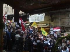 Damascus, Syria (October 2011)