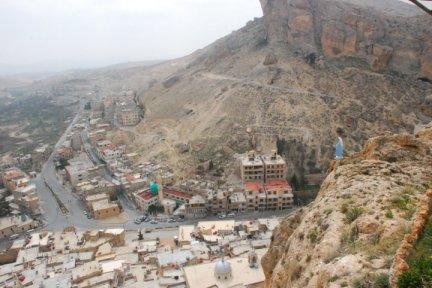 Maaloula, Syria (2010)
