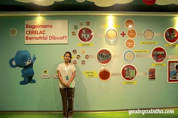Cerelac, Pabrik Nestle, blog tour, media partner, wisata edukasi
