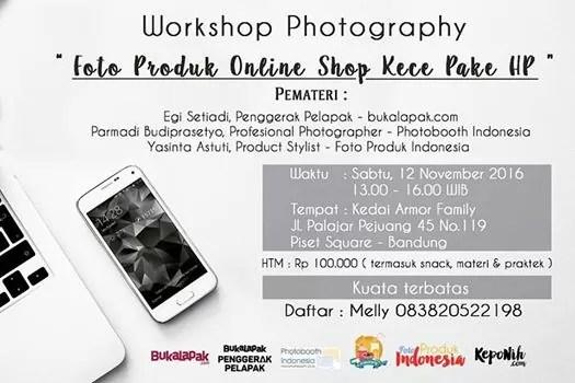 workshop, workshop photography