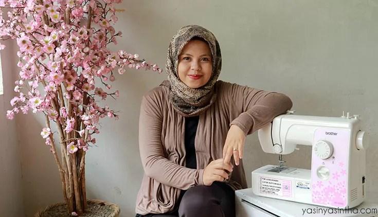 yasinyasintha, yasinta astuti, blogger