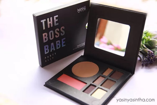 Make Over The Boss Babe Palet Party