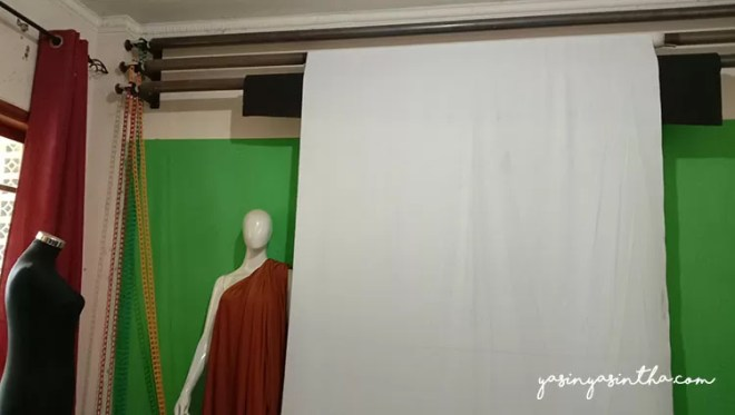 studio foto dan video di rumah, photography, blogger photography, blogger bdg