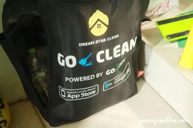 go clean, review go clean