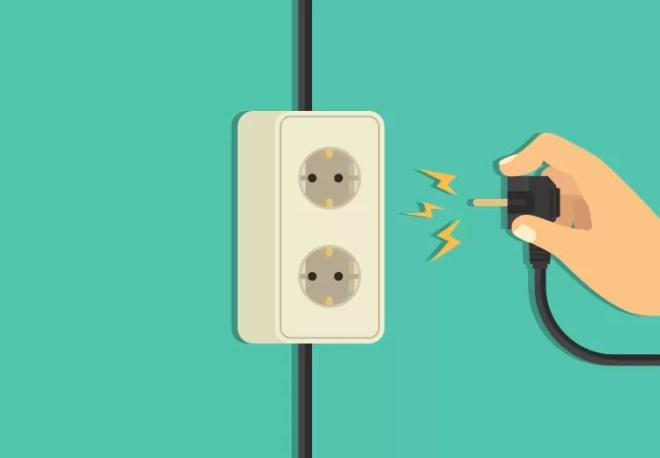 cabut listrik