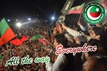 PTI Central Punjab Campaign