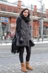 Winter Fashion Street-Style
