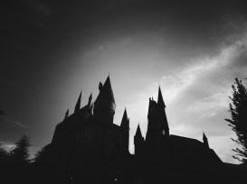 Hogwarts Sillouete