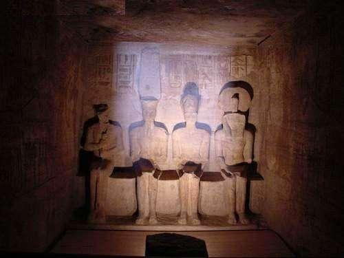 Abu Simbel Solar Phenomena Yazzles's Daily Ventures