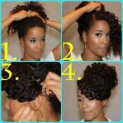diy sunday easy natural hair hairstyles