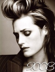 Schwarzkopf Professionals autumn/winter 2003 campaign - photographer Vincent Peters