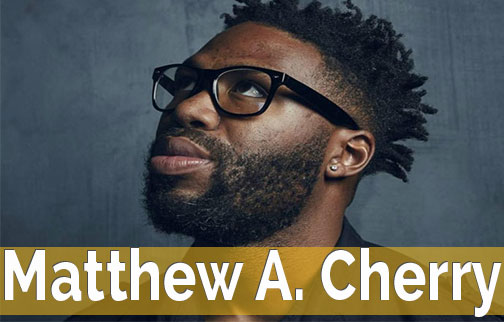 Matthew A. Cherry Talks Hair Love