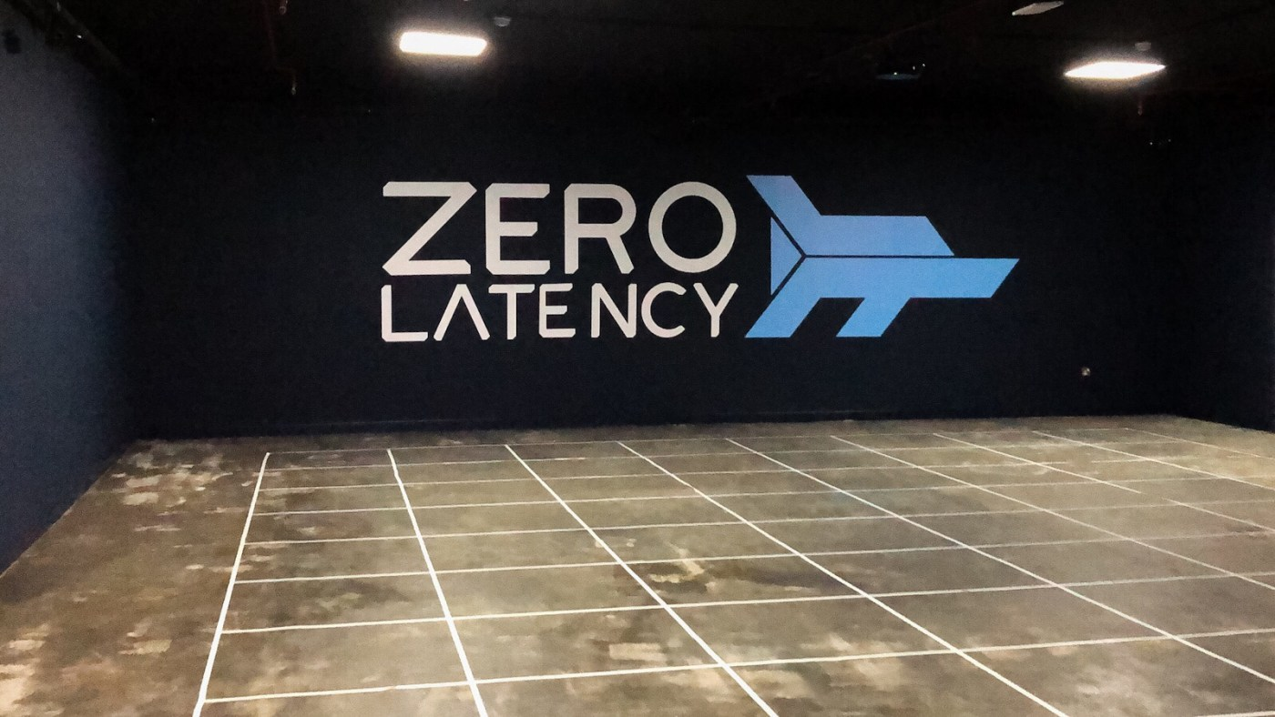 Zero Latency arena at Tawar Mall in Doha