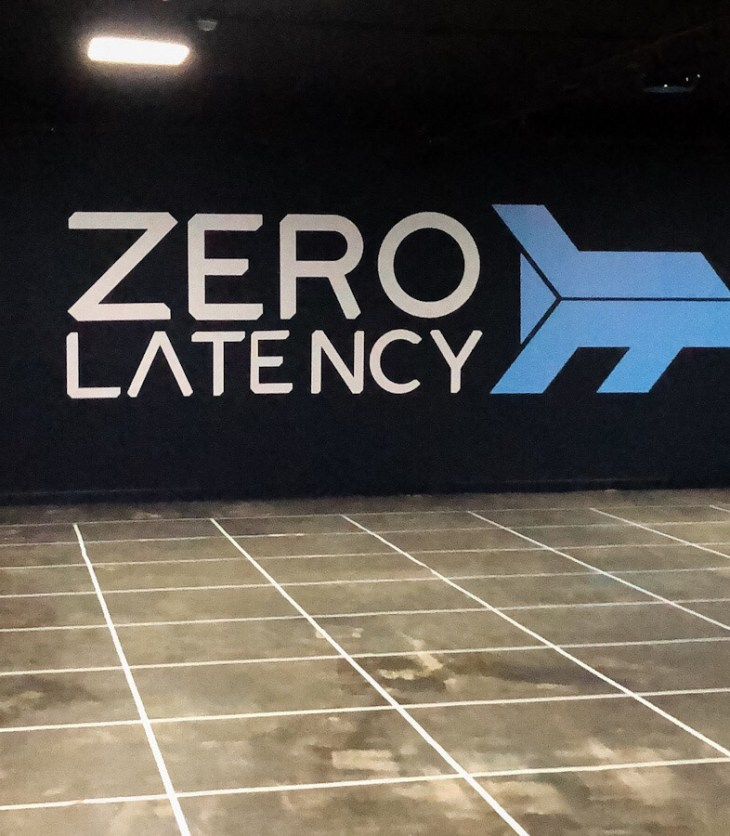 Zero Latency arena at Tawar Mall in Doha