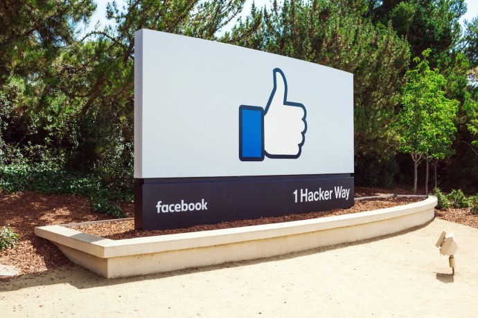 Facebook Menlo Park HQ