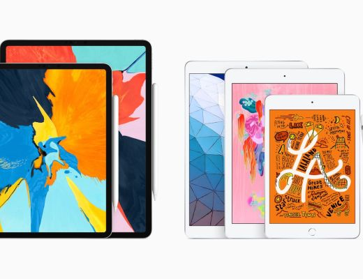 New iPad Mini and iPad Air (2019) join the updated iPad family lineup