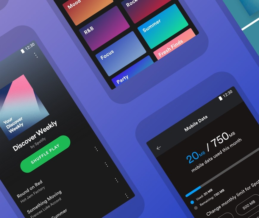 Spotify Lite in the Middle East