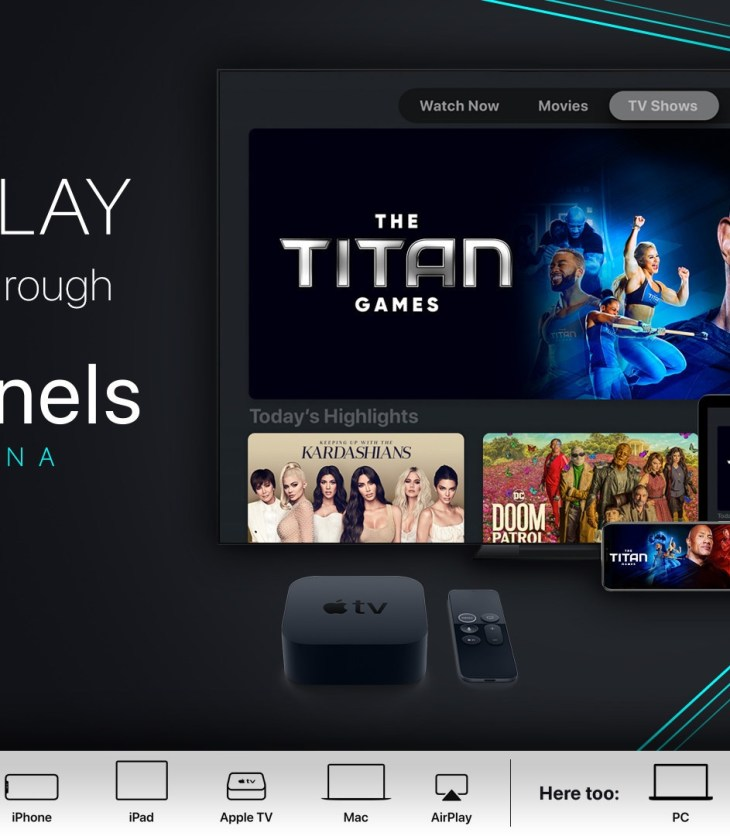 STARZPLAY available on Apple TV across Middle East