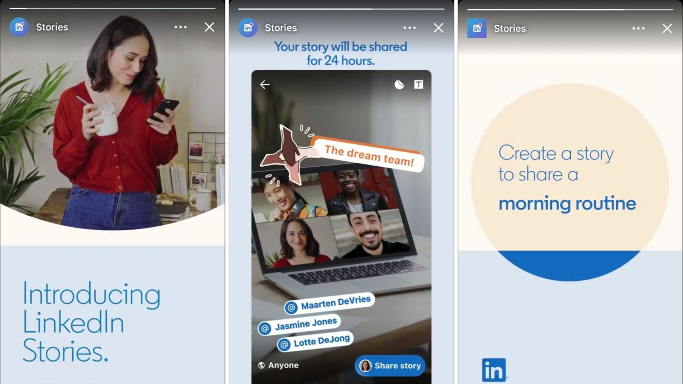 LinkedIn Stories begins rollout across MENA region
