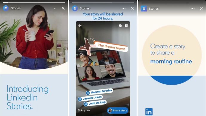 LinkedIn Stories begins rollout across MENA region