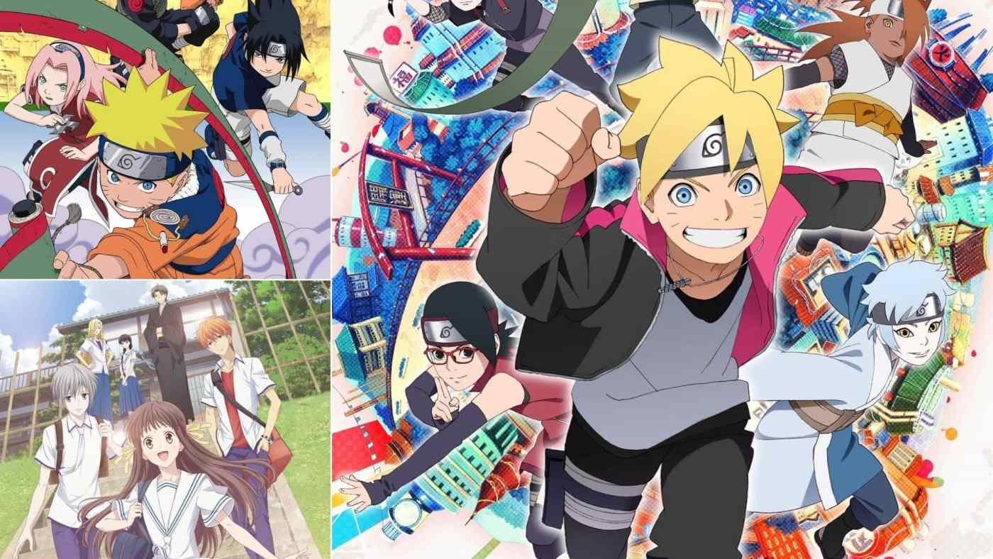 STARZPLAY and TV TOKYO partnership brings Naruto and more anime to the SVOD service