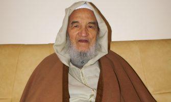 15 يناير 2011..تعزية الإمام في الأستاذ أحمد الملاخ رحمهما الله