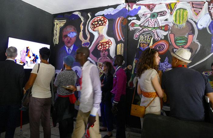 Yassine Balbzioui, Khalimna, vidéo, Biennale de Dakar 2018