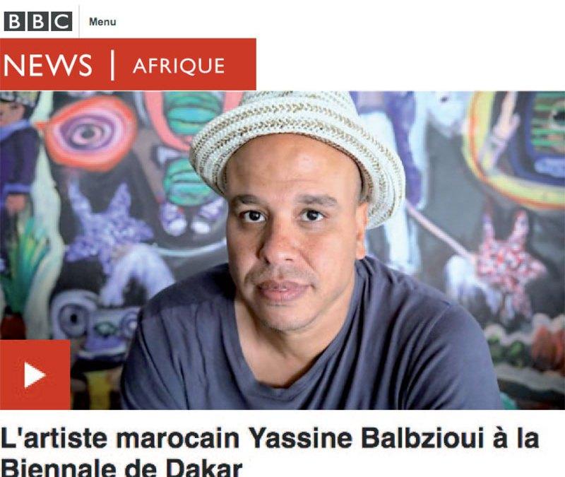 BBC News Afrique. Interview par Valérie Bony