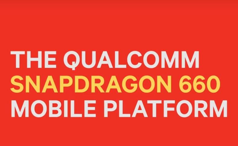 Snapdragon 660 Snapdragon 630