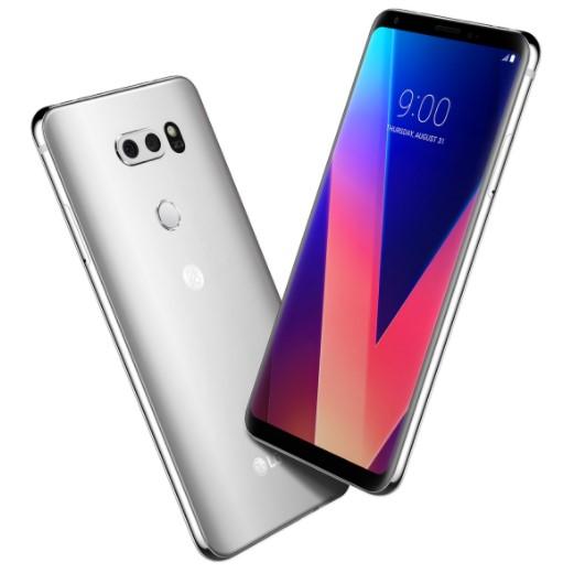 LG V30 デュアルレンズカメラ