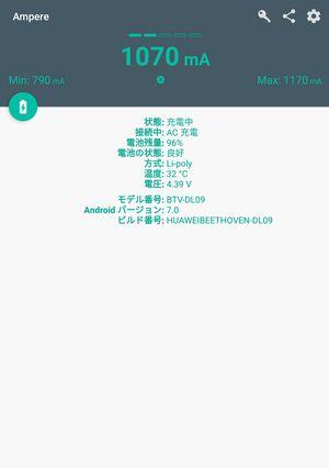Ampere MediaPad M3