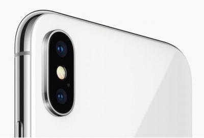 iPhone X カメラ