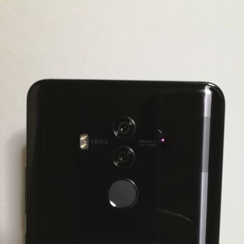 「HUAWEI Mate 10 Pro」のライカカメラ