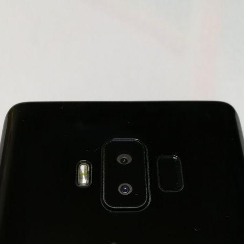 「vkworld S8」の指紋センサー