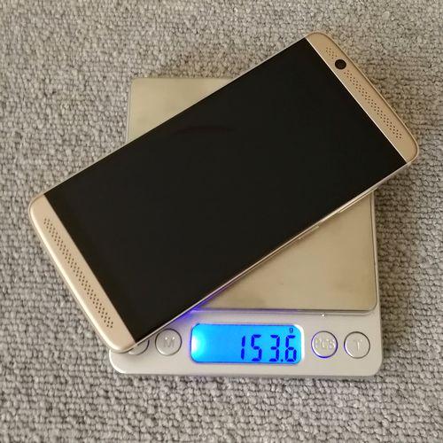 AXON 7 miniの重量