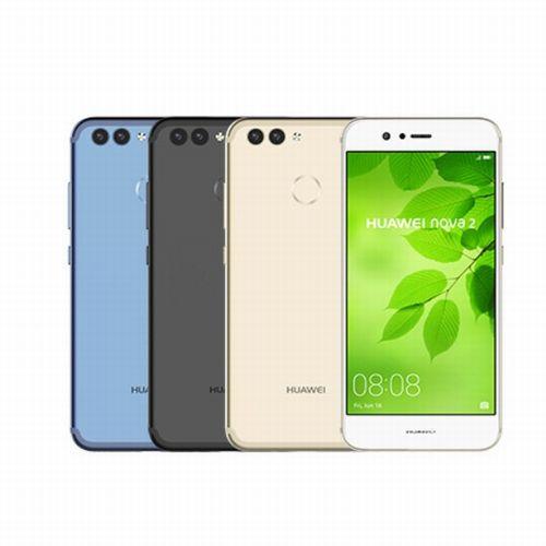 UQ mobileのHUAWEI nova 2