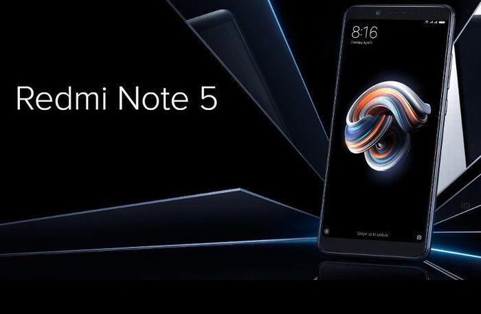 Xiaomi Redmi Note 5のクーポン banggood