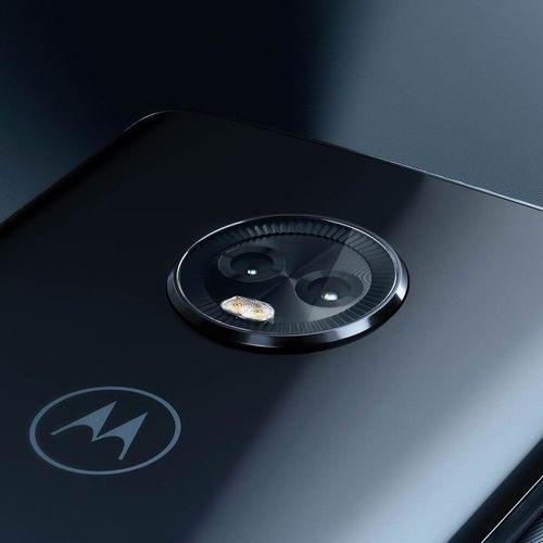 Moto G6 Plusのデュアルカメラ