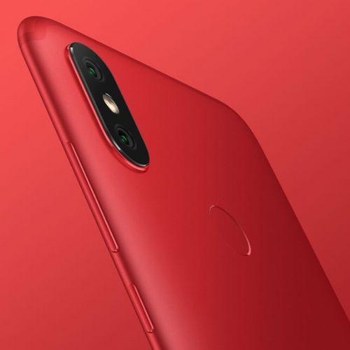 Xiaomi Mi 6Xのデュアルカメラ