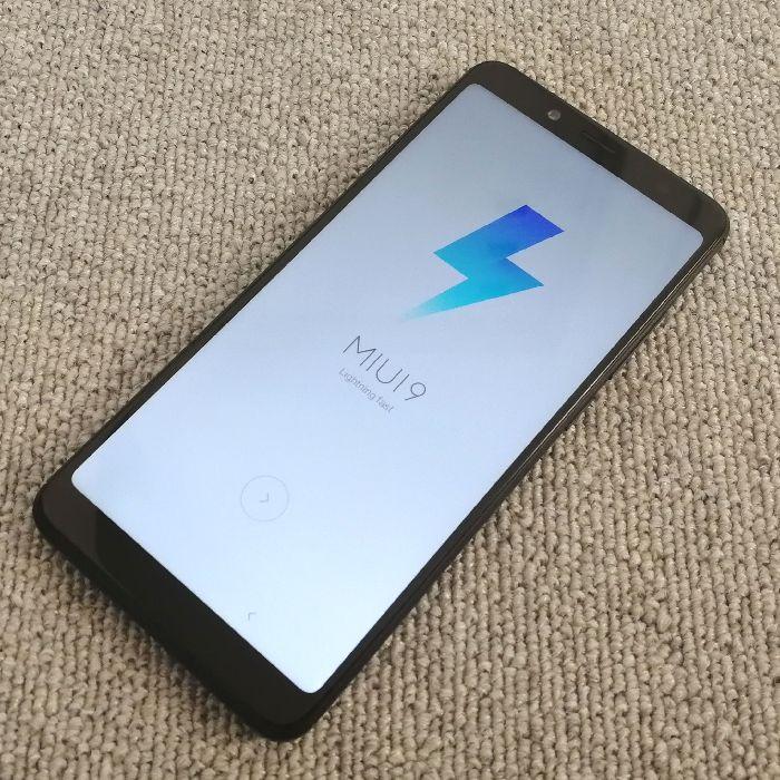 Xiaomi Redmi Note 5のディスプレイ
