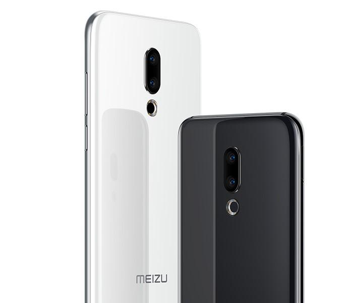 Meizu 16のデュアルカメラ