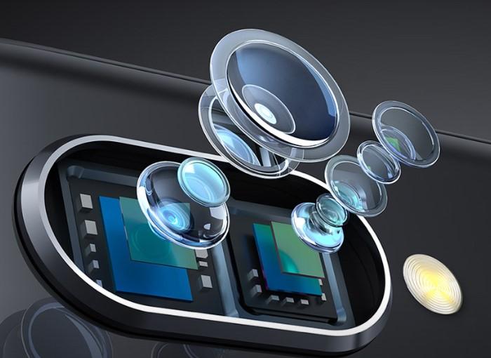 Realme 2 Proのデュアルカメラ