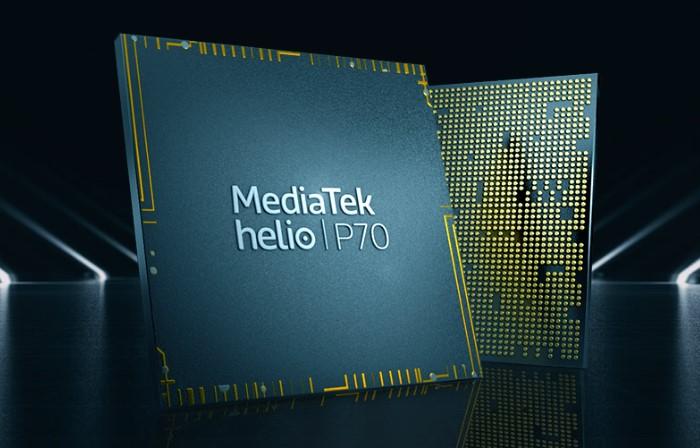 「Realme U1」は「MediaTek Helio P70」を採用
