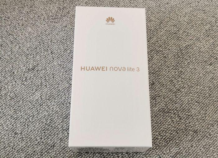 「HUAWEI nova lite 3」実機をレビューします