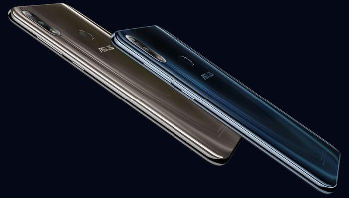 「ZenFone Max Pro (M2)」の進化したデザイン